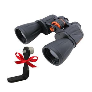 Celestron Upclose 10x50 CF/Porro With Binoculars Adapter